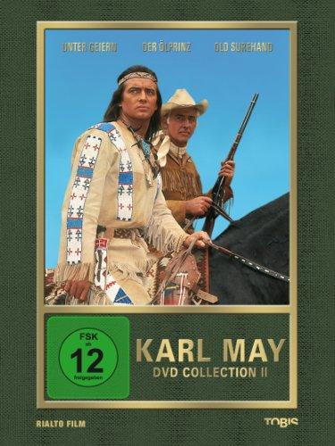 Karl May DVD-Collection 2 (Unter Geiern / Der Ölprinz / Old Surehand) (3 DVDs)