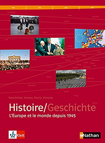 MANUEL HIST FRANCO-ALLEMAND+CD