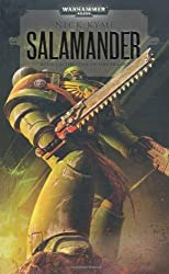 Salamander (Tome of Fire) by Nick Kyme (2009-09-07)