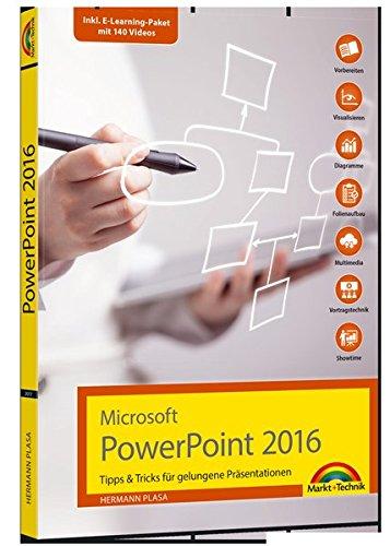 Microsoft PowerPoint 2016 – Tipps & Tricks für gelungene Präsentationen