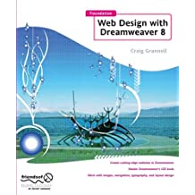 Foundation Web Design with Dreamweaver 8 by Craig Grannell (2006-02-15)