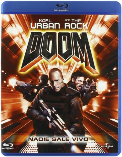 Doom (2005) [Blu-ray] 51Uga3679YL