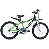 """Kawasaki, Bicicletta KBX 12"""" Bambino, Verde, 12''"""