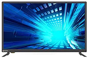 Micromax 81 cm (32 inches) HD Ready LED TV 32T8361HD (Black) (2019 Model)