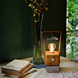Lámpara de Mesa, Regulable Lámpara de Lectura de Noche de Atmósfera