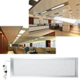Hengda® Highpower LED Panel Ultraslim Warmweiß Neutralweiß Weiß 120x30cm 60x30cm