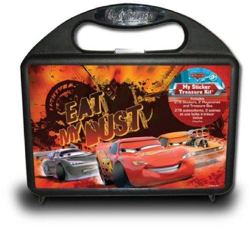 SandyLion Disney Cars Sticker Treasure Kit by Sandylion