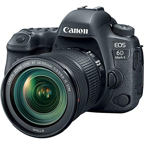 Canon EOS 6D Mark II (Kit) Black