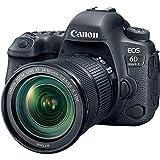 Canon EOS 6D Mark II 24-105mm Fotoğraf Makinesi, Full HD (1080p), Siyah, 2 Yıl Canon Eurasia Garantili