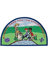 Fun Badge Scouts Care for the Environment - Collectors Item!