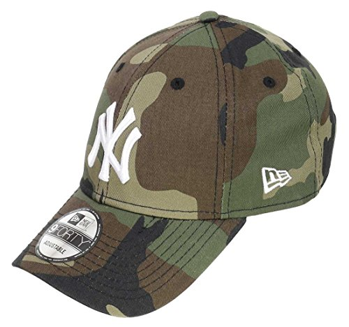 New Era MLB League ESS 9Forty Adjustable Cap NY Yankees Camouflage New Era Cap Camouflage