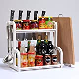 KPHY-Ripiani di cucina, double deck gabbia finitrice, cucina forniture, rack di stagionatura, porta-coltello, blocco di trinciatura, rack, elettrodomestici,B