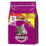 Whiskas–Kroketten + 1im B & # X153; UF für Katzen–3,8Kg