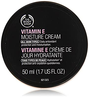 The Body Shop Vitamin-E Moisture Cream 50 ml by L'Oreal