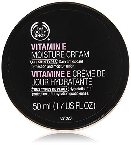 The Body Shop Vitamin-E Moisture Cream 50 ml