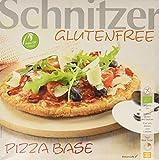 Schnitzer Base per Pizza al Mais - 4 Confezioni da 300 g