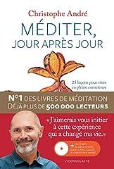 estimation pour le livre Méditer, jour après jour : 25 leçons pour...