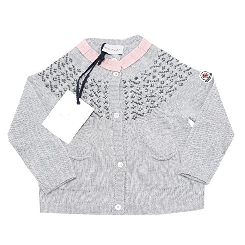 5509L cardigan bimba MONCLER maglioni jumpers kids [12-18 MONTHS]