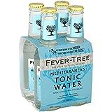 Fever-Tree Mediterranean Tonic Water 4 x 200ml