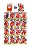 Match Attax Bundesliga 2017 2018 - FC Bayern München Mannschafts-Set 18 Karten Basiskarten Clubkarte Starspieler - Deutsche Ausgabe