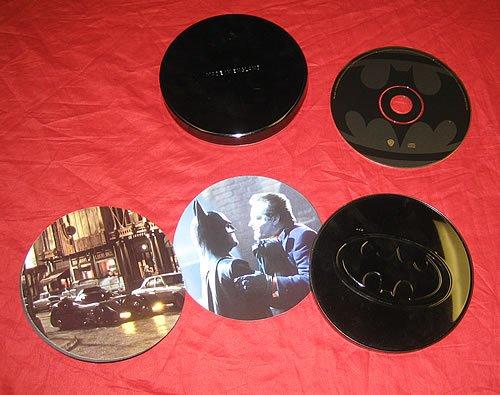 Prince Batman - Tin 1989 USA CD album 25978-2