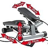 Ultrasport Swing Stepper inkl. Trainingsbänder - 5