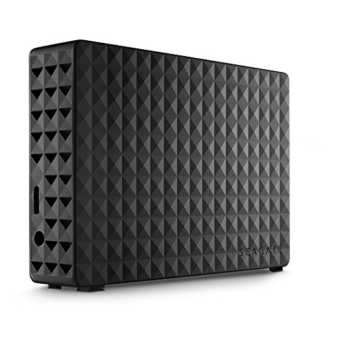 Seagate Expansion Desktop, 3TB, externe Desktop Festplatte; USB 3.0, PC & PS4 & Xbox (STEB3000200)