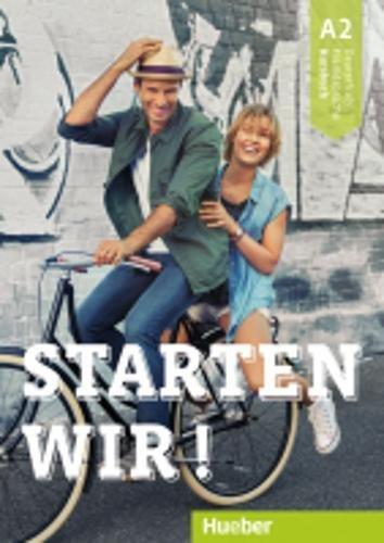 Starten wir! Deutsche als Fremdsprache. Kursbuch. Per le Scuole superiori. Con ebook. Con espansione online: STARTEN WIR A2 Kursb.(alum.)