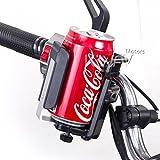 Magazi schwarzen Getränk Getränkebecher Glashalter für Motorrad-Roller ATV