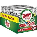 Best Dishwasher Detergents - Fairy Platinum Plus Dishwasher Tablets Bulk, Lemon, 100 Review