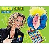 BROCHE CHICHI MARABU