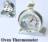 Edelstahl Backofen Thermometer Grill Ofen Küchenthermometer T5 Deutsche Post