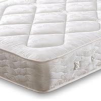 Cheap Beds Direct Colchón de muelles de Doble Cara Adonis, ...