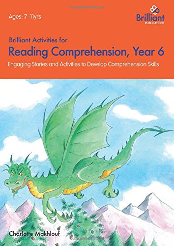 Brilliant Activities for Reading Comprehension, Year 6