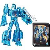 Transformers Generations Titans Return Deluxe Class Blurr Action Figure