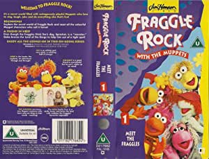 Fraggle rock with the muppets meet the fraggles amazon for Classic house songs 2000