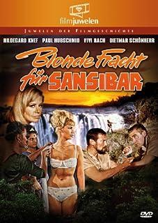 Blonde Fracht für Sansibar - Filmjuwelen