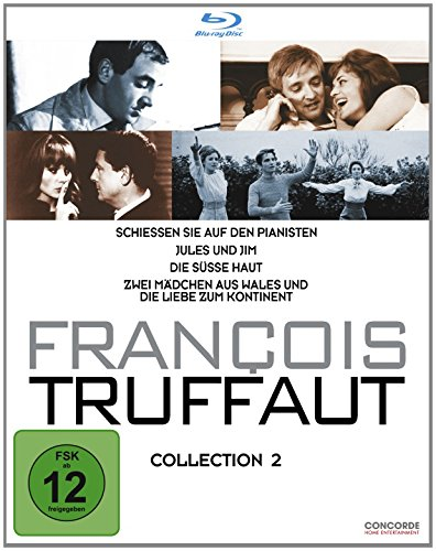 Bild von Francois Truffaut - Collection 2 [Blu-ray]