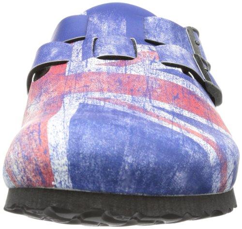 Birki's KAY BF DD DF 935761 Unisex-Erwachsene Clogs & Pantoletten Flag Union Jack