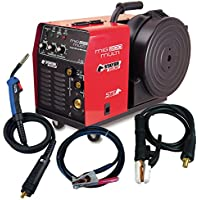 STAYER 1.739 - INVERTER Soldadura MIG/MAG 200A 4mm Hilo0.6-1.0mm