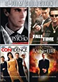 American Psycho/ Fall Time/ Confidence/ Rain Of Fire - Quadruple Feature [DVD] by Christian Bale