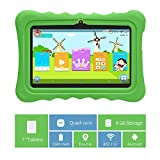 Best Tablet For Wifis - Yuntab Kids Tablet Q88H 7 Inch Allwinner A33,1.5Ghz Review