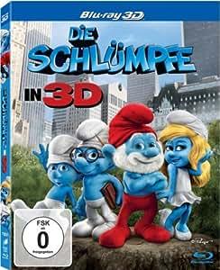 Die Schlümpfe (inkl. 2D Version) [Blu-ray 3D]