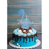 Print4you - Decoración para Cupcakes, diseño de Dinosaurio, ...