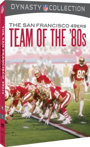 cae92d51f4 NFL  The San Francisco 49ers - The Team of the 80s  Import italien
