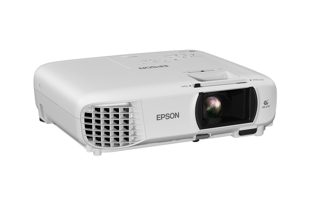 51UgvT8eC5L - Epson EH-TW650 3LCD, Full HD, 3100 Lumens, 300 Inch Display, Wi-Fi, Gaming & Home Cinema Projector - White