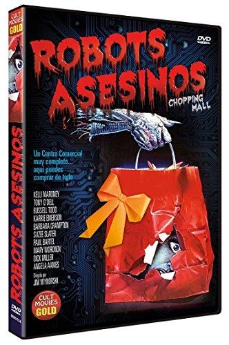 Robots Asesinos (Chopping Mall) - 1986