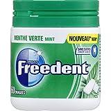 freedent Chewing-gum sans sucres au goût menthe verte - ( Prix Unitaire ) - Envoi Rapide Et Soignée