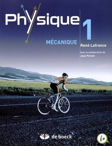 Physique 1 - Mecanique
