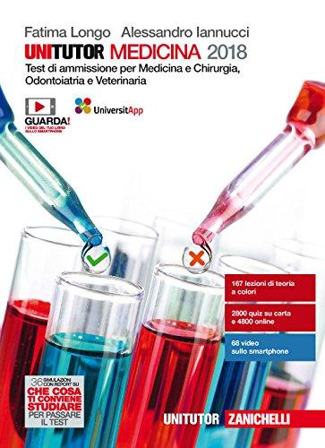 Unitutor Medicina 2018. Con e-book